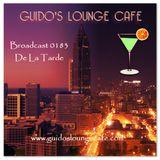 Guido's Lounge Cafe Broadcast 0183 De La Tarde (20150904)