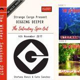 WE DIG DEEPER #Cassette Seven 04.11.17 Stefano Renzi & Cato Sanchez