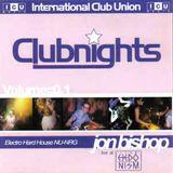 Jon Bishop (San Diego) @ Club Hedonism 1999 (ICU Clubnights Volume 0.1)