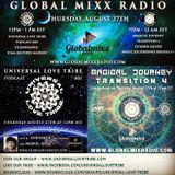 Xanhanda-Global Mixx Radio -Tech-house- Agosto 2015