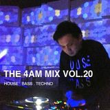 The 4 AM Mix Vol. 20