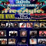 The 30th Anniversary Of Freestyle Minimix