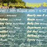 Pure & Passion Summer Event 2015 Mix
