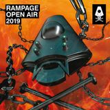 A.M.C B2B Turno - Live At Rampage Open Air 2019 WWW.DABSTEP.RU