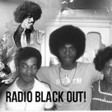 Radio Black Out : Euro and Afro American Rock , Funk , Pop and RnB - Various Black Artists