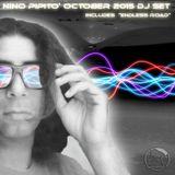 NINO PIPITO' - OCTOBER 2015 - TECHNO DJ-SET