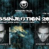 Knod AP - BASSINJECTION 205th - @CUEBASE.FM BLACK LABEL