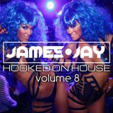 #HookedOnHouse - House Sessions Mix 2017 - Volume 8 (Nov 008)