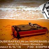 Houseisafeelin on More Bass 10