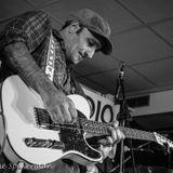 2016-02-28 - 20.00u - Radio501 Blues on Sunday Live Sugar Rays - Rogier van Diesfeldt