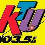 WKTU 1998- KTU Clubhouse Mixshow (Current Dance)