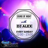 Sound Of Night with Dj Alex #01 @Radio Fiesta - 24.04.2016