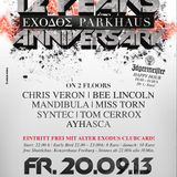 Special for 12 Years Parkhaus Exodus / Bee Lincoln - 2005 - Bienenschwarm