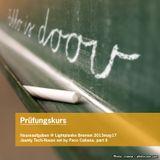 Prüfungskurs | Houseaufgaben @ Lightplanke