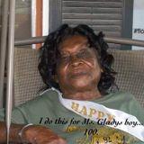 I do this for Ms. Gladys boy...100. #floydthedj #daddygang