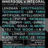 Artificial Intelligence (Integral, Metalheadz) @ 10 Years Of Integral x Fire London (27.11.2017)