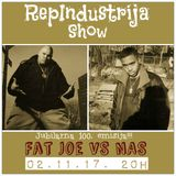 RepIndustrija Show br. 100 Tema: Fat Joe VS Nas