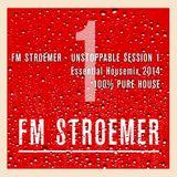 FM STROEMER UNSTOPPABLE I Essential Housemix 2014   www.fmstroemer.de