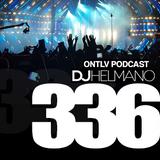 ONTLV PODCAST - Trance From Tel-Aviv - Episode 336 - Mixed By DJ Helmano