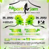 DJ Conflict  @ Airport Jam 25-07-2014
