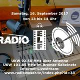 Radio E.L.F. Sendung 16. 09. 2017