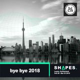 Pre NYE party with the Toronto crew - Shapes Toronto Session 31 Dec 2018