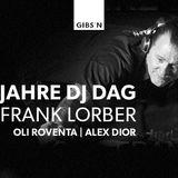 DJ DAG @ Gibsn Club Frankfurt - 19.06.2015 < pure classics >