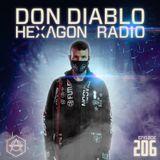 Don Diablo : Hexagon Radio Episode 206