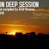 Amir Groove Live set at Frannz Club Berlin