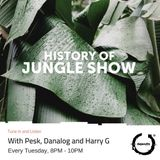 The History of Jungle Show - Episode 64 (28/08/18)