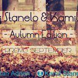 Dj Stanelo & Kamil S. - Autumn Edition (September Promo Mix)