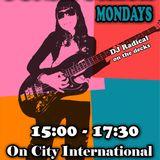 Funky Fresh Radio Show, Monday 3-12-12 With DJ Radical on City International 106.1 FM, Thessaloniki