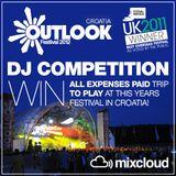 Dj Marklarr - Outlook Festival 2012 Competition Entry