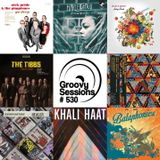 Groovy Sessions 530 2016- 06- 19