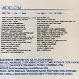 Dance '97 Disc Two DJ Don Bishop Palm Springs