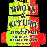 Roots and Kulture (1/9/18) with Junglefari