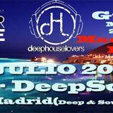 Ricardo de la Morena aka Deep Soul-Especial Univerdance 09-07-14