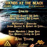 Sounds at the Beach - DJ Reyes (Live mix Oct 22)