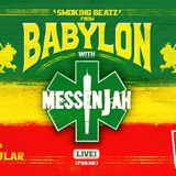 RAGGA D_SMOKING BEATZ FROM BABYLON (Promo)