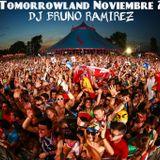 Mix Tomorrowland Noviembre 2014 (DJ Bruno Ramirez)