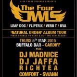 Live@Buffalo (Four Owls Support Set)