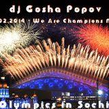 23.02.2014 dj GP - We Are Champions MIx