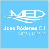 MED Arenales Sound 14-08-13