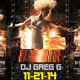 FRIDAY NIGHT THE UNDERGROUND - 11-21-14 - DJ GREG G
