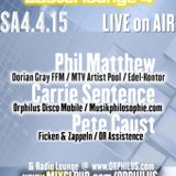 Orphilus Easterlounge 4 - mixed by Phil Matthew - 4.04.2015
