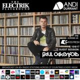 Electrik Playground 10/6/17 inc Paul Oakenfold Guest Session