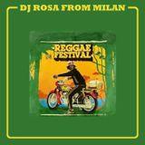 DJ Rosa from Milan - Reggae Festival
