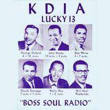 KDIA Oakland R&B Faves (1961-62)