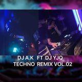我看不見 你說的後悔 我不在乎 你的感覺メ我总想找个理由就当我们从来不曾分手メDJ AK Ft DJ YJQ TECHNO NONSTOP REMIX !0/!0/2K!9 《Vol.02》
