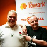 70s soul funk & disco on Radio Newark with Ady Crampton and guest Neil Pounds - 13th Nov 2017